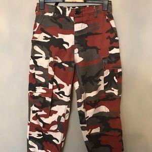 Army Vintage Cargo Pants